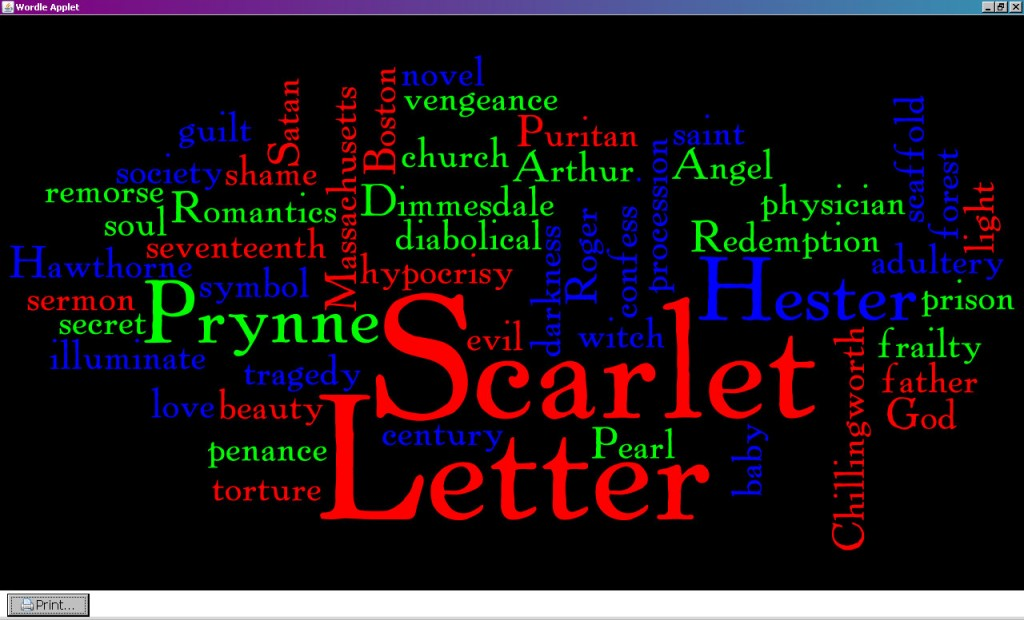 ... of novel- http://www.literatureproject.com/scarlet-letter/index.htm