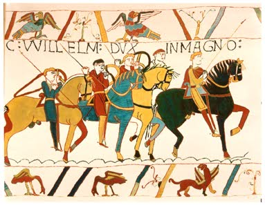 By alipaiman - The Bayeux Tapestry, Public Domain, https://commons.wikimedia.org/w/index.php?curid=67362